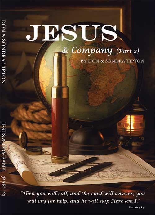 Jesus and Company (Part 2) Book Tipton