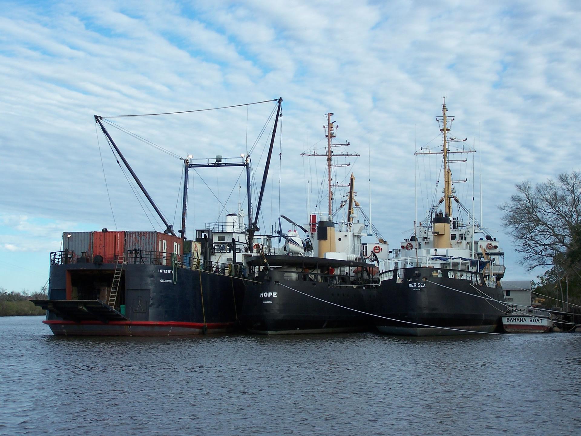 Port Mercy